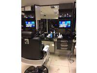 Barber shop equipment