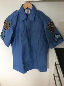 NEW YORK POLICE SHIRT