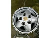 Land rover discovery 1 alloy wheels
