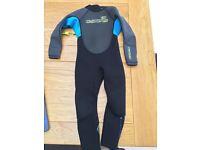 C-Skins kids wetsuit