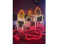 Multifunctional candle light