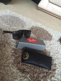 Ray Ban Justin Polarised Slightly scratched