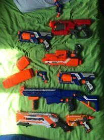 Nerf Gun's