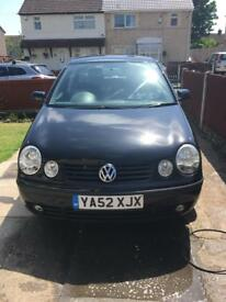 VW polo 1.4 petrol * full mot*