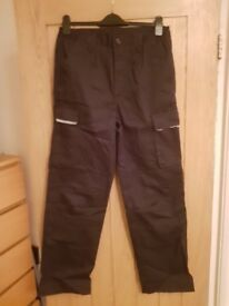 Work guard trousers brand new