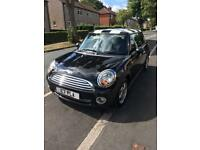Mini One 2010 1.4 Petrol Low Milage
