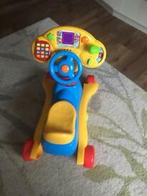 vtech sit and ride rocker /bike