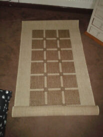 brand new stain resistant rug 80x150 size quality rug