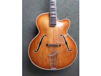 Hofner Guitar:Committee:Vintage 1957:Archtop:Well looked after.