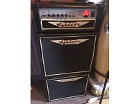 """Ashdown Mini Stack Bass Amp - Perfect 10 - 2 x 10"""" speakers cabs and head"""