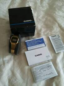 Casio old retro digital watch