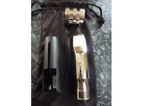 SAKSHAMA STENCIL TIMBEROFF HOUSE OF NOTE TENOR MPC & SELMER LIG WITH CAP