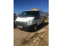 White ford transit for sale mint condition