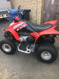 Road Legal Kymco Quad Bike KXR 250