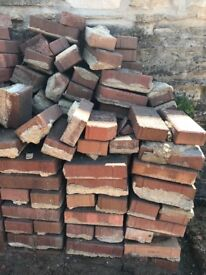 Bricks - Whole or use for rubble. Free