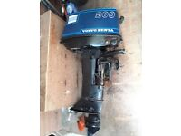 20HP volvo outboard motor