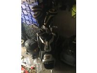 Full Golf Set King Cobra Scotty Cameron Putter Woods Driver wilson bag Right Hand