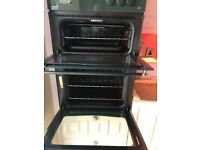 Stoves Double Oven and Ceramic Hob