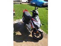 Veloce Beeline Tapo Moped 50CC 2016