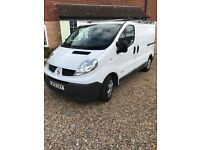 Renault Trafic S127dci for sale!! £5,000+VAT