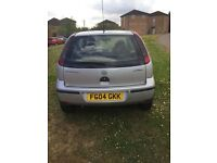 Vauxhall corsa (LOW MILAGE)