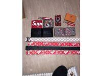 Gucci supreme Accessories