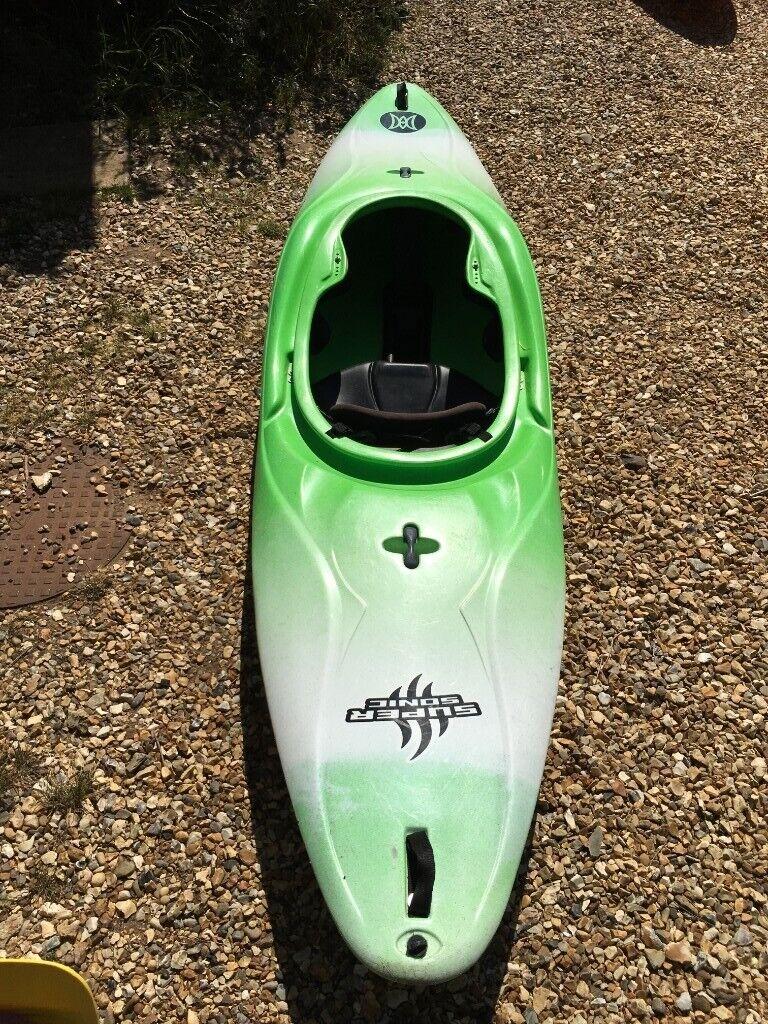 Used Perception Super Sonic Kayak for sale   in Norwich, Norfolk   Gumtree