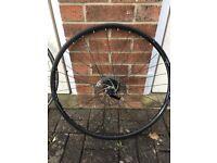 Road/cyclocross wheelset