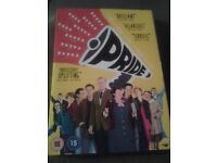 PRIDE DVD for sale.