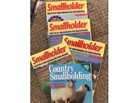 Free 5 Smallholding mags, 2003