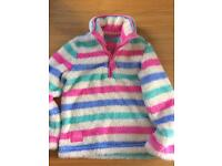 Bundle of branded girl's clothes (Joules, Frugi, Boden) - age 5-6