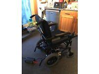 Karma Ergo Nimble Folding Powered Wheelchair KP-10.3S