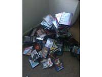 DVDs all working over 180 DVDs
