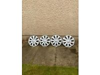 Skoda Wheel Trims