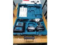 Makita LXT DHP453SFEW 18v combi hammer drill driver