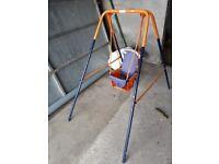 Baby swing outdoor ( or indoor )