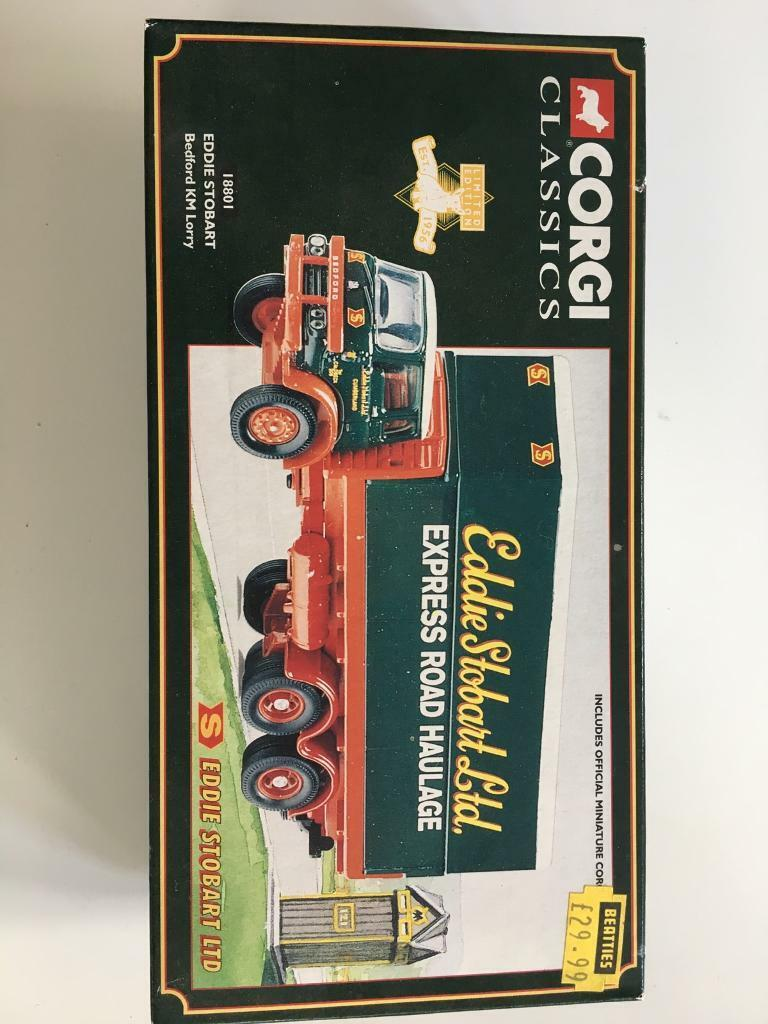 Corgi Classic Bedford KM lorry
