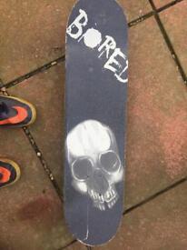 Skateboard (never been used)