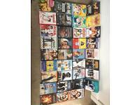 DVD job lot of 35