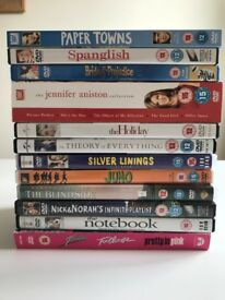 Rom com DVD bundle
