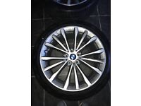 "19"" Brand New Bmw 5 Series Alloys (2017)"