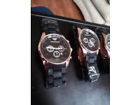 Men's Armani watches