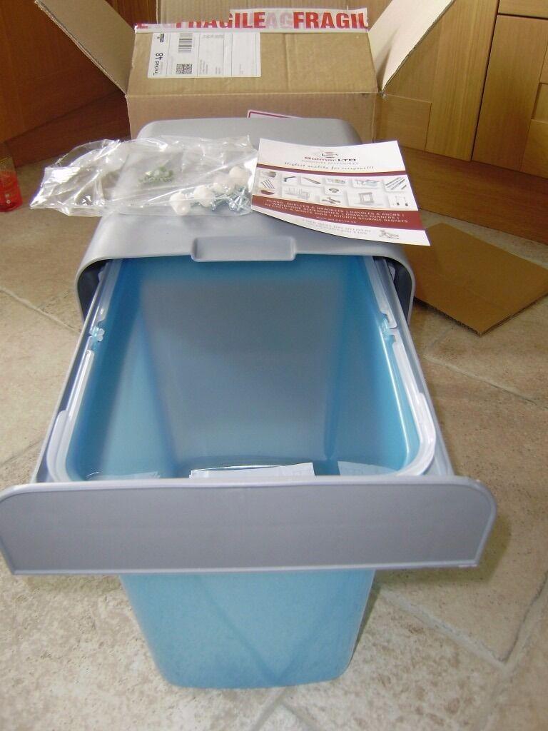 Kitchen bin – brand new, fits in cupboard under sink | in Caversham ...