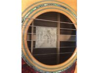 Recording King RO-227 steel-string Acoustic Guitar