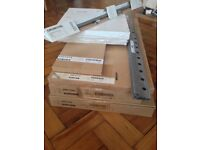IKEA kitchen misc cupboards (in packaging/as good as new)
