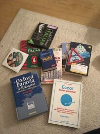 Learn Italian Study Set