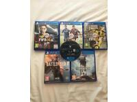 Cheap and PS4 games bundle ! Destiny not included
