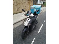 KYMCO Agility 125 Great Condition and ready to go NOW !!