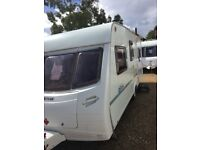 Lunar zenith five 2003 5 berth with full awing