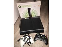 Xbox 360, 2 wireless controllers 17 games £80